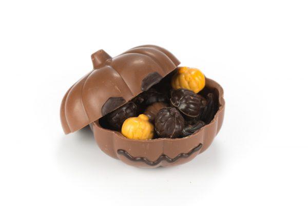 Bonbonnière chocolat lait